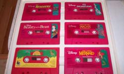 $10 Disney tapes/Books (Candler)