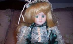 $10 Doll with Stand (Northwest Chicago)