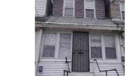 10 E 25th St Wilmington Three BR, Affordable town home in a