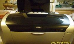 $10 EPSON STYLIST c88+ - DURA BRIGHT ULTRA PRINTER-INK JET