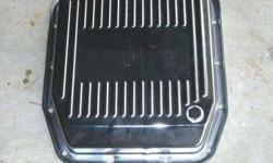 $10 Ford Transmission Pan Chrome Automatic Overdrive 4R70W