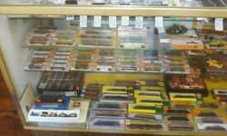 $10 N scale model trains for sale