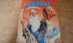 $10 National Lampoon Magazine