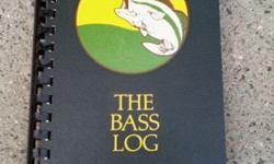 $10 The Bass Fishing Log With Two In-Fisherman Magazines