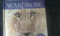 $10 The lion the witch and the wardrobe on cd