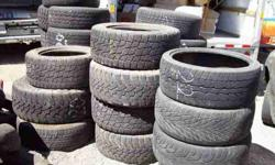 $10 Used Tires Cheap (Hurricane)