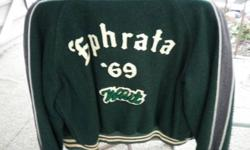 $10 Vintage Ephrata High School Jacket