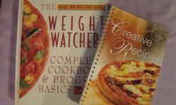 $10 Weight Watchers & Jenny Craig Cookbooks
