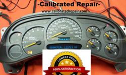 $110 GM Instrument Cluster Speedometer Repair