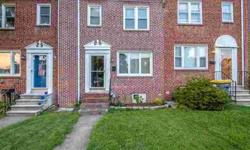 1143 Clayton Rd Wilmington Three BR, Great Townhouse in