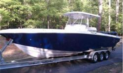 $119,875 2007 34 (ft.) Fountain Powerboats Inc (Under 100