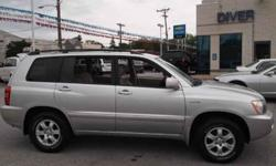 $11,000 2003 Toyota Highlander LIMITED