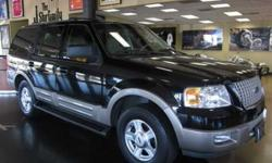 $11,000 Used 2003 Ford Expedition Eddie Bauer Edition SUV,