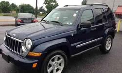 $11,590 2005 Jeep Liberty Limited
