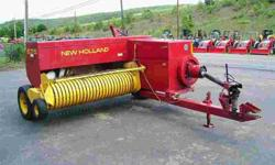 $11,600 2002 New Holland 575