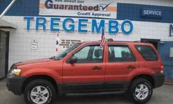 $11,670 2007 Ford Escape XLS