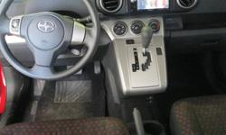 $11,900 2009 Scion Xb Limited Edition. Red