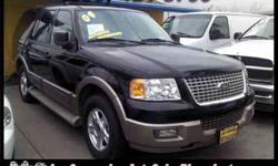 $11,995 2004 Ford Expedition 5.4L Eddie Bauer