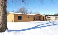 1207 ROBIN Road Mahomet Three BR, Rare find for a house at