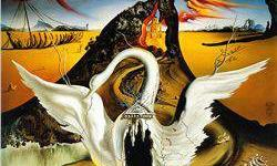 $120 Bacchanale - Dali - Limited Edition on Canvas