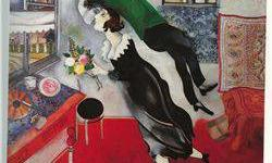 $120 The Birthday- Chagall - Limited Edition on Canvas