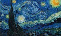$120 The Starry Night- Van Gogh - Limited Edition on Canvas