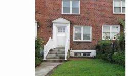 1226 Sycamore Ave Wilmington, Great townhouse with 3