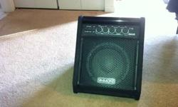 $125 Drum Amplifier Electric 50- Watt Simmons Da50