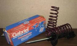 $125 Gabriel gas ryder struts and springs