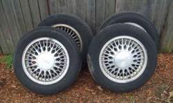 $125 Lincoln Rims (Holland)