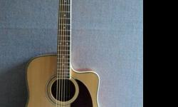 $125 OBO Acoustic electric guitar