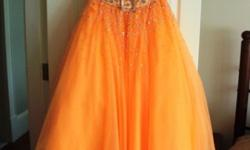 $125 OBO Gorgeous Prom Dress for sale