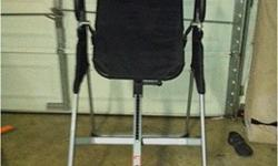 $125 OBO Life Gear Inversion Table