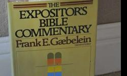 $125 The Expositor's Bible Commentary (Littleton)