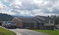 128 Cox Street Tazewell Three BR, lovely one owner home with