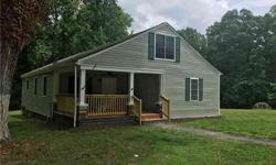 12900 Spring Run Rd Chesterfield Four BR, Renovated home in