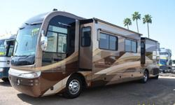 $129,995 2007 Fleetwood Revolution 40E LE Bath and 1/2