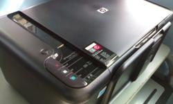 $129 OBO (used) 1 hp printers all in one/1 canon printers