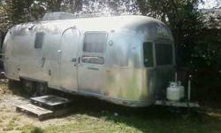 $12,000 1971 Airstream Trailer 26 ft