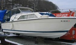 $12,000 Beautiful and Classic 1978 28' Chris Craft