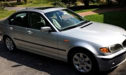 $12,500 2005 Silver BMW 325i mint condition w/ low miles