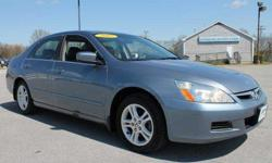 $12,500 2007 Honda Accord 2.4 EX-L