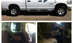 $12,500 2008 4x4 Dodge Ram 1500 Big Horn Edition, Crew Cab