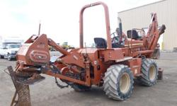 $12,500 Ditch Witch 7520DD Trencher Vibratory Cable Plow