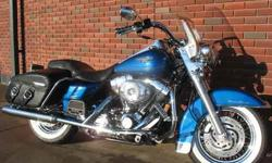 $12,750 2005 Harley-Davidson® FLHRCI Road King® Classic
