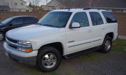 $12,800 2003 CHEV TAHOE Low miles Loaded with options