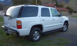 $12,800 2003 Chev TAHOE LT low miles, loaded with
