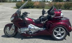 $12,900 2009 Honda Gold Wing