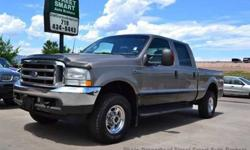 $12,900 Used 2003 Ford Super Duty F-250 LARIAT, 4X4 CREW