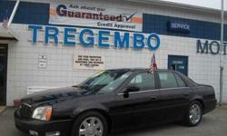 $12,970 2005 Cadillac DeVille DTS